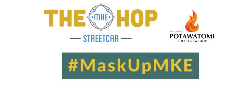 Hop partners with #maskupmke
