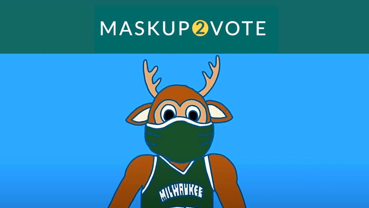 MaskUp2Vote Wisconsin